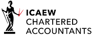 ICAEW Chartered Accountants member firm logo 180W